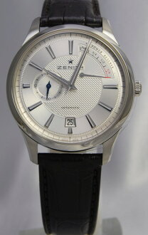 ZENITH Captain power reserve SV 03.2120.685/02.C498