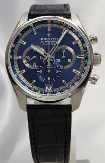 Charles ZENITH El Primero Velma limited model 03.2041.400/51.C496