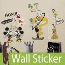 ウォールステッカー ディズニー ミッキーマウス カートゥーン ルームメイツ RoomMates ウォールステッカー 北欧 ウォールステッカー 木 ウォールステッカー トイレ ウォールステッカー アルファベット 子供部屋