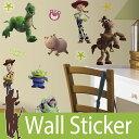 ウォールステッカー ディズニー トイ ストーリー3 ルームメイツ RoomMates ウォールステッカー 北欧 ウォールステッカー 木 ウォールステッカー トイレ ウォールステッカー アルファベット 子供部屋