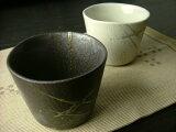日本厨师在日本料理系列设备的秘诀棚旁边的杯子刷单位 - 现代日本料理批发商堪萨斯廊;[割烹料理人シリーズ モダン筆流し そば猪口(そばちょこ)[和食器]]
