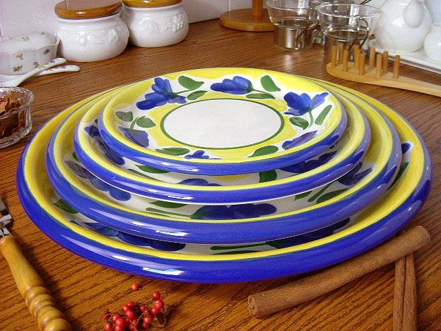 イタリア風食器カンパーニャ32cmピザスパゲティ皿[丸皿パスタ皿ピザプレート30cm以上大皿]