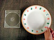 イタリア風食器 コスタ 22.5cm カレース...の紹介画像3