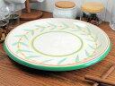 イタリアン食器 ヴェローナ 32cm ピザパスタ皿 [ 丸皿 ピザプレート 大皿 洋食器 ]