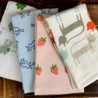 Hidamari living Japanese towel hand towel Shinzi Katoh syndicate made in Japan Japanese towel fs3gm