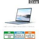 マイクロソフト Surface Laptop Go i5/8GB/128GB THH-00034 アイス ブルー