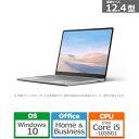 マイクロソフト Surface Laptop Go i5/8GB/128GB THH-00020 プラチナ