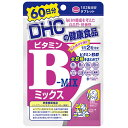 DHC DHCビタミンBミックス60日分 DHCビタミンBミックス60ニチブン ビタミンBミックス