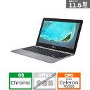 (アウトレット)ASUS Chromebook C223NA C223NA-GJ0018 グレー