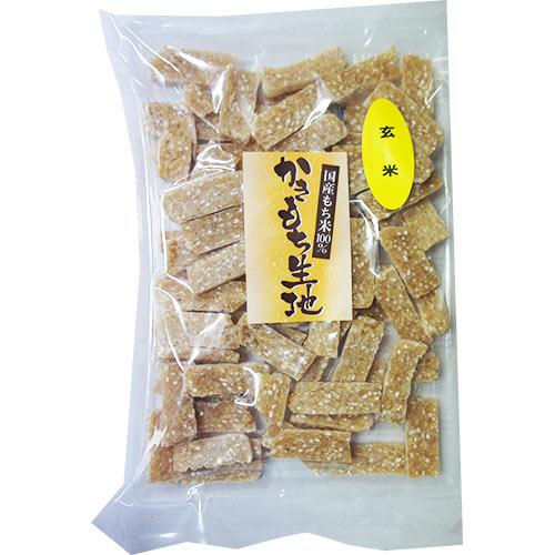 クーポン利用で20%OFF玄米かきもち生地230gメール便乾燥かき餅菓子ポイント消化和菓子おかし手作