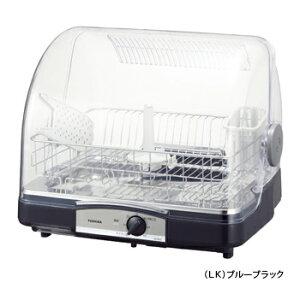 【納期約7〜10日】VD-B5S(LK) ブルーブラック [TOSHIBA 東芝] 食器乾燥器 容量 6人用【VDB5S】