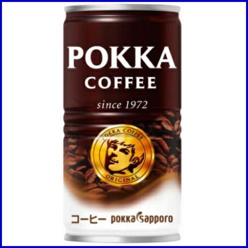 ポッカサッポロ ポッカコーヒーオリジナル190g...の商品画像