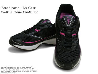 LA2062DW ウォークン tone prediction black / Fuchsia women's SS10P03mar13