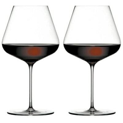 【送料無料】Zalto(ザルト) BURGUNDY(ブルゴーニュ)ワイングラスペアセット Φ125×H230mm(960ml)×2個 GZ100SO_2