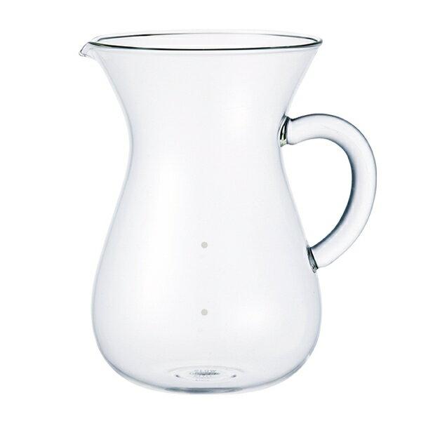 耐熱ガラスコーヒーカラフェ600SCS-04-CCKINTOキントーΦ125×H175mm(1100