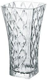【日本製】 ガラス花瓶 ガーニッシュフラワーベース 東洋佐々木 P-26468-JAN
