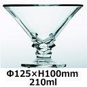 【フランス製】 パフェグラス パルミエ サンデー Arcoroc アルコロック Φ125×H100mm(210ml) JD-711