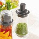 耐熱ガラス 調味料入れ ふりかけボトル イワキ iwaki 120ml 5031-BKF