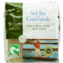ショッピングゲラン ゲランドの塩 粗塩 500g / フランス産 未精製塩 テーブルソルト 無添加 あら塩 パン材料 天日塩