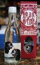 【水穂くまモン ミニ瓶(笑)】 25度 105ml 箱入 減圧 常楽酒造