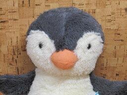 ペンギンのぬいぐるみJellycat(ジェリーキャット)Peanut Penguin M【定型外郵便不可】【あす楽対応_北陸】【あす楽対応_東海】【あす楽対応_近畿】【あす楽対応_関東】【母の日】【プレゼント】