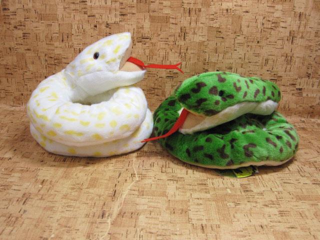 ヘビのぬいぐるみTAKE OFF(テイクオフ)ヘビMの紹介画像2