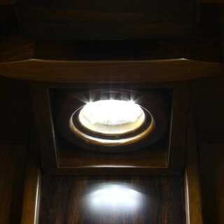 小型上置き仏壇『チェリー18号』ウォールナット調