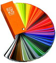 RAL K5 光沢版 カラーチャート 『RAL正規品、偽造防止ラベルあり』 「並行輸入」W&B