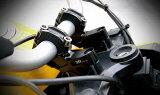 (DIMOTIV)ハンドルライザー15mmアップ30mmバック R1200GS/ADV