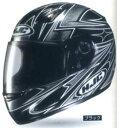 【20,000円以上送料無料】【KAWASAKI純正】HJC ヘルメット AC-11Jリベンジクローム HJH015(ブラック)Sサイズ