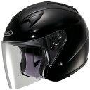 【20,000円以上送料無料】【KAWASAKI純正】HJCヘルメット FS-33 ソリッド HJH027 ( ブラック )XLサイズ