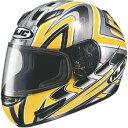 【20,000円以上送料無料】【KAWASAKI純正】HJCヘルメット CL-15オービット HJH019 ( イエロー )XLサイズ