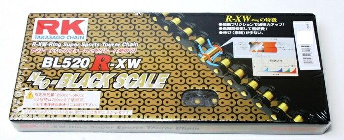 RK����−���BL520R-XW-120�֥�å�520-120