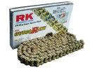 RKチェ−ン●GV530R-XW120 ゴールド 530-120