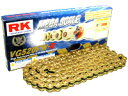 RKチェ−ン●VG520FW-R-110 ゴールド520-110
