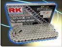 RKチェ−ン■GP520R-XW-100 シルバー 520-100