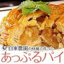自家農園の林檎をふんだんに使った甘さを押さえたアップルパイです。「林檎の樹」オリジナルの味を是非ご賞味ください。あっぷるパイ(直径約26cm)【熊本県産】