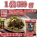 【500円OFFクーポン対象】【送料無料】九州熊本の逸品 阿蘇高菜漬け からし高菜 30
