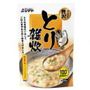 シマヤ とり雑炊 100キロカロリー 1人前250g 1箱(10人前)