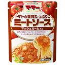 日清フーズ マ・マートマトの果肉たっぷりのミートソースマッシュルーム入り 260g