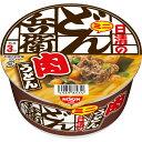 .【1ケース】 日清 どん兵衛 肉うどん ミニ 41g 12個