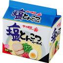 サッポロ一番 塩とんこつラーメン 5食 袋麺