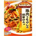 味の素 Cook Do 豚肉ともやしの甜醤炒め用 3〜4人前 90g 40個 (10×4B)