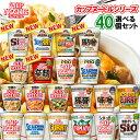 日清食品 カップヌードル 選べる40個セット
