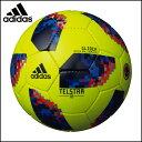 adidas/アディダス サッカー ボール [af4305cl テルスター18_グライダー_コロンビア] JFA検定球_...