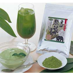 Diet delicious! Mix in the yogurt on the brink do beauty health tea sweet treats and delicious!    Can't live forever tea powder 30 g put together deals buy 4 bags set bear whisper and kumazasa / クマササ / bamboo / bear tea / powder / kumazasa