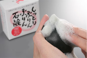 Moist kidnapped SOAP 100 g-Sasa tea and live forever bamboo charcoal and salmon collagen 1 pieces of SOAP is OK