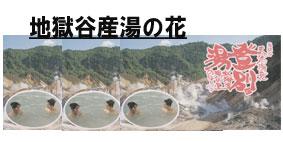 北海道登別温泉地獄谷産湯の花22パック入り3箱【送料無料】