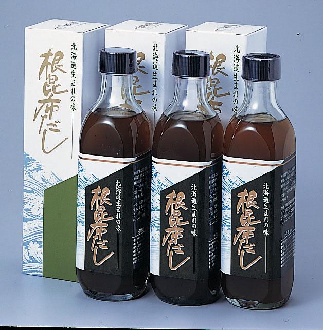 Hokkaido roots kombu dashi, 3 book