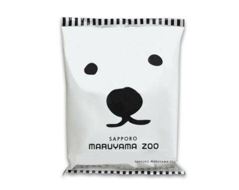 円山動物園白クマ塩ラーメン 塩味1袋 ご当地 ラーメン 北海道